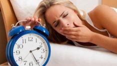 Düzensiz Uykunun Zararları