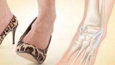 Dar Ayakkabı Giymenin Zararları