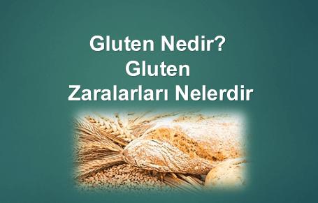 Photo of Gluten Nedir? Gluten Zararları Nelerdir