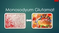 Monosodyum Glutamat Nedir? Monosodyum Glutamat Zararları
