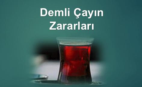 Photo of Demli Çayın Zararları