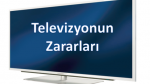 Televizyonun Zararları